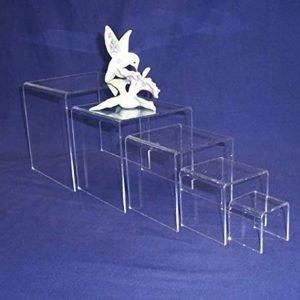 Acrylic Riser Sets
